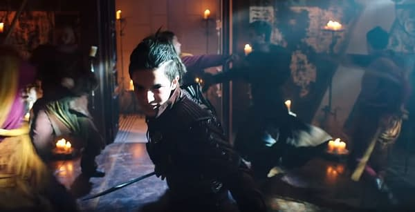 """'Into the Badlands' S03, Ep11: """"Cobra Fang, Panther Claw"""" Recipe for Kicked Faces (PREVIEW)"""