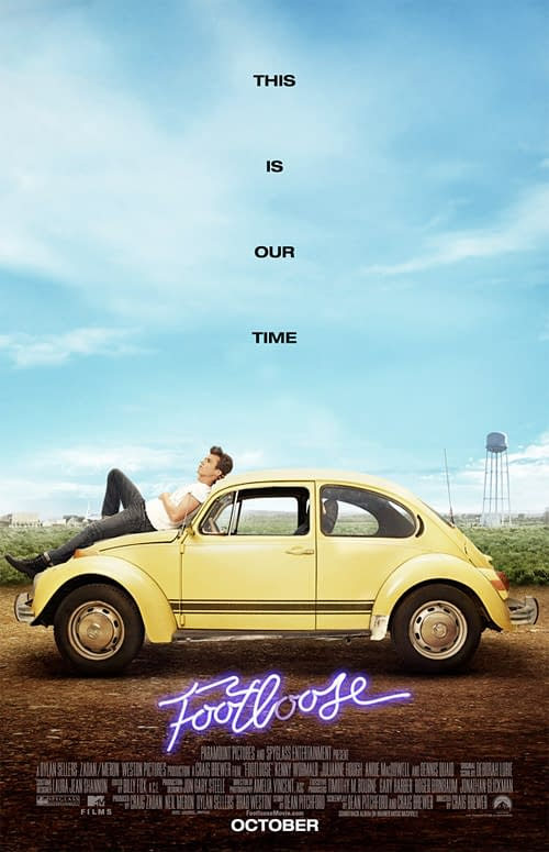 First Trailer And Poster For Craig Brewer's Footloose