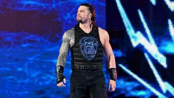 Roman Reigns retourne dans sa cour sur SmackDown, avec l'aimable autorisation de la WWE.
