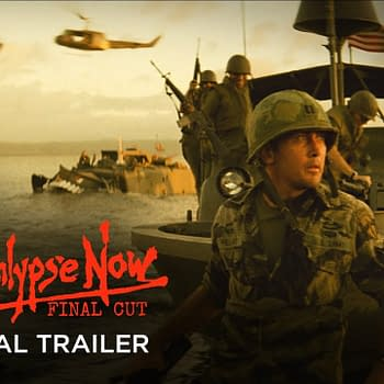 The 4K of Apocalypse Now Final Cut Gets Trailer