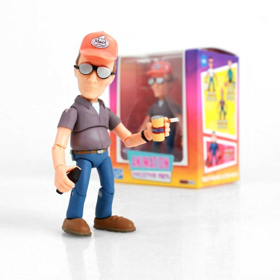 FOX Animation Comes to Life with Upcoming Loyal Subjects Figure