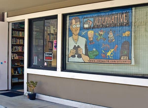 Alternative Comics Closes Its Wow Cool Store in Cupertino, California