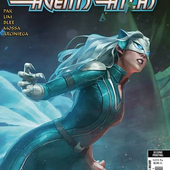 Further Printings For Silver Surfer Black,  Doomday Clock, Sonata, Spider-Man, Guardians, Captain Marvel, Venom, Major X, Hulk and War Of The Realms