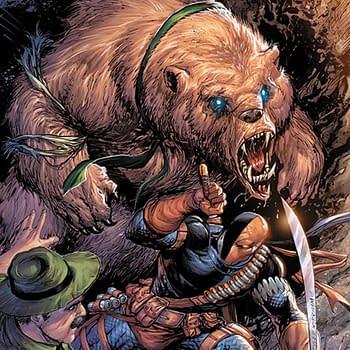 More DC/Hanna-Barbera Crossovers from DC in October Including Yogi Bear Magilla Gorilla More