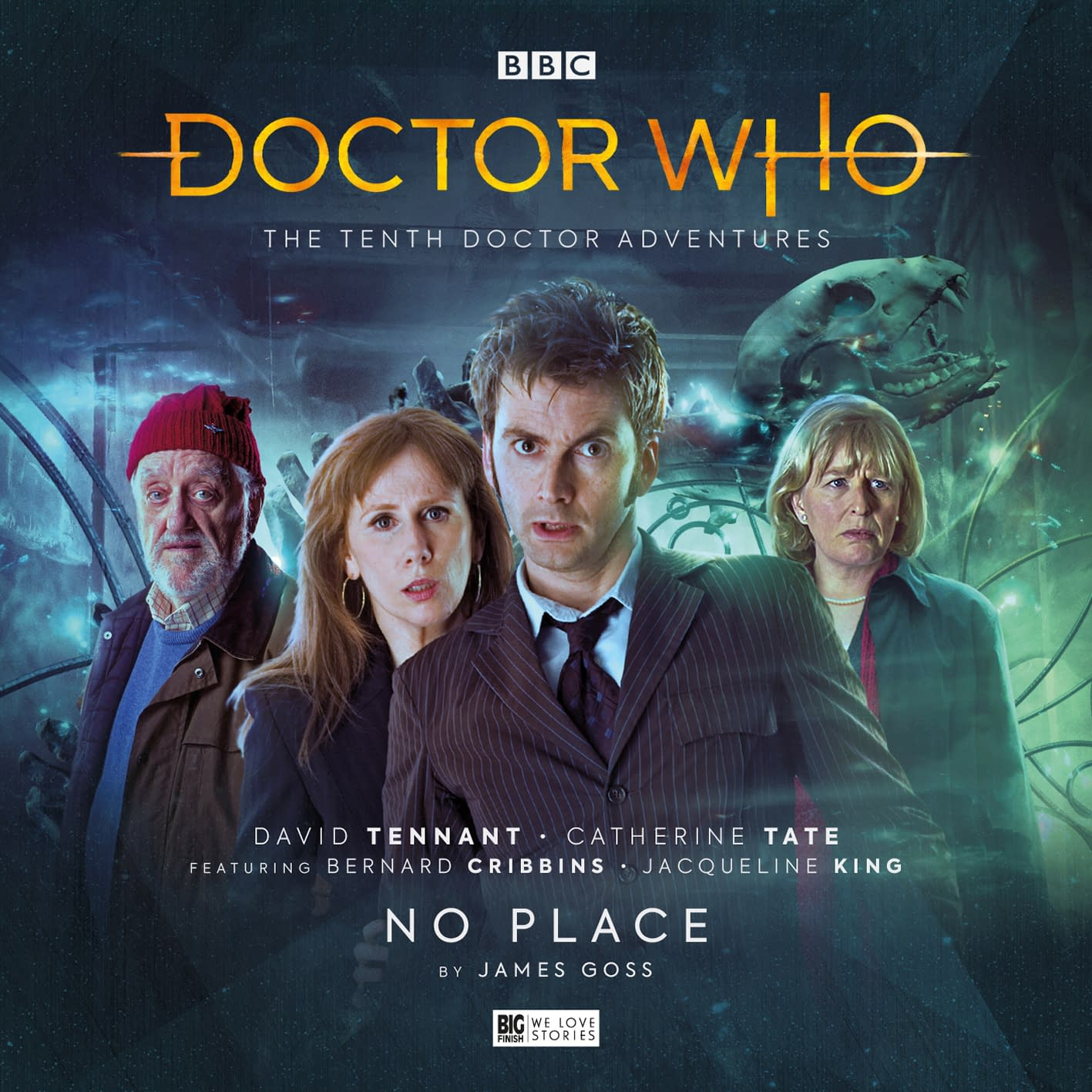 Big Finish Releases Doctor Who: The Tenth Doctor Adventures Volume 03