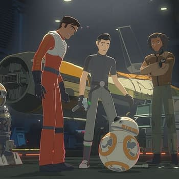Star Wars Resistance Season 1 Episode 18 The Core Problem is Strong With The Force Awakens [PREVIEW]