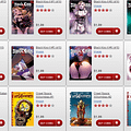And Black Kiss II Sex And Herogasm Are Gone From ComiXology On iOS Again. But Saga Stays&#8230