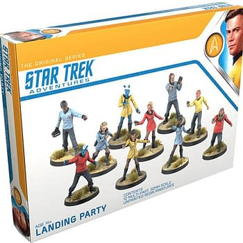Modiphius Previews 'Star Trek' RPG Miniature Releases
