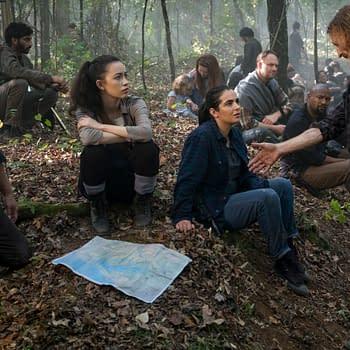 The Walking Dead Season 8: Daryl Rosita and Tara Debate Dwights Fate
