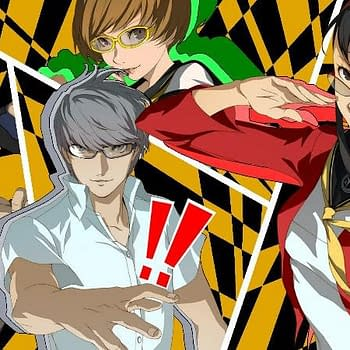 Persona 4 Goalden is coming to PC.