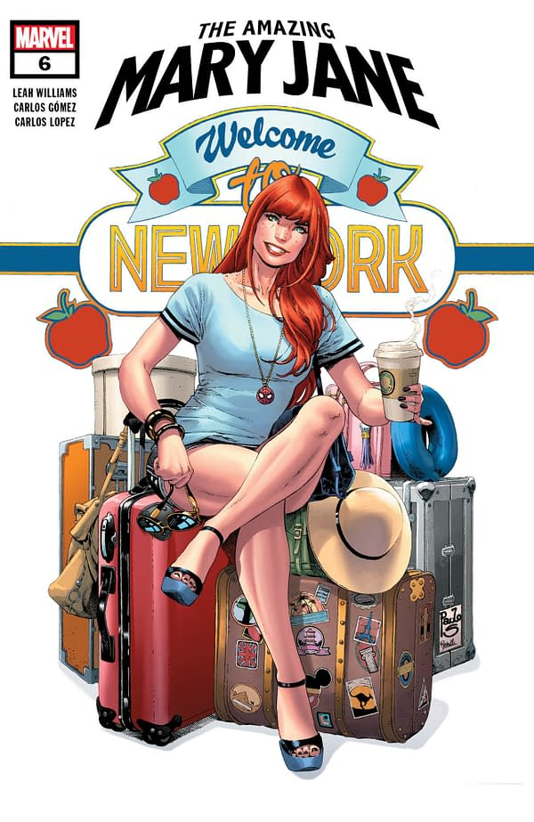 No, The Amazing Mary Jane is Not Cancelled With #5 – And Here's The Proof