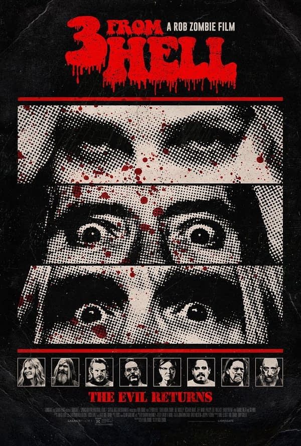 """""""3 From Hell"""" Will Play in Theaters for Three Nights Only in September"""