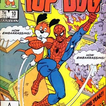 Marvel Comics to Revive Star Comics' Top Dog - Is It All About The Trademarks?