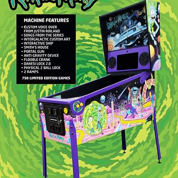Look Morty Im A Pinball Machine Im Pinball Rick