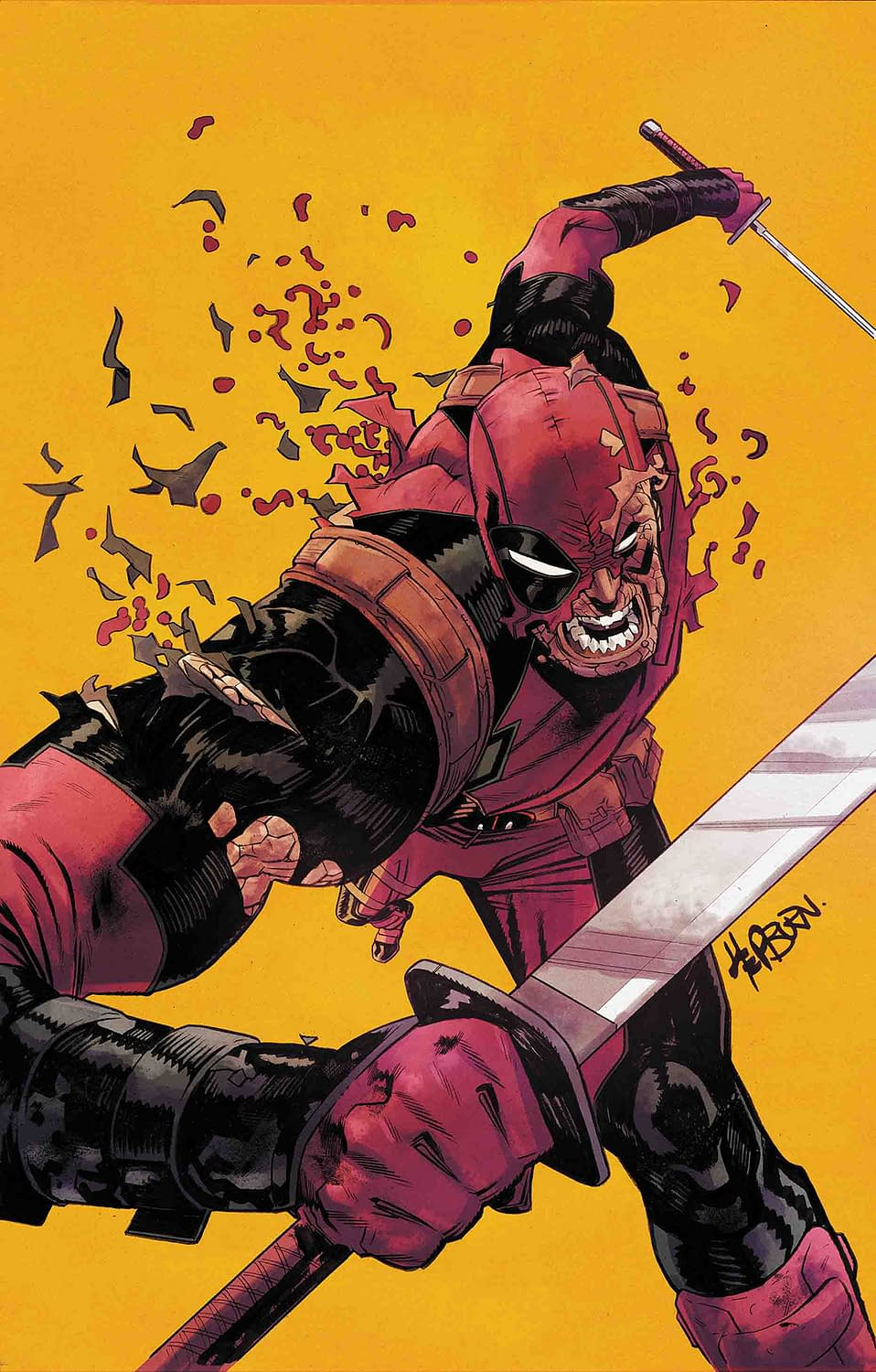 What If Batman's Parents Deserved to Die? An Eisner-Worthy Deadpool #12 Preview
