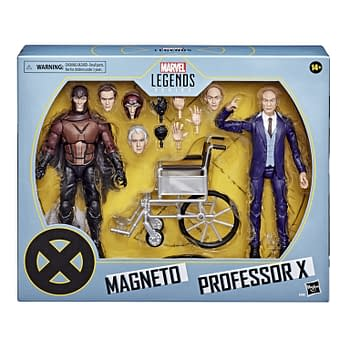 Marvel Legends X-Men 20th Anniversary Figures Arrive from Hasbro