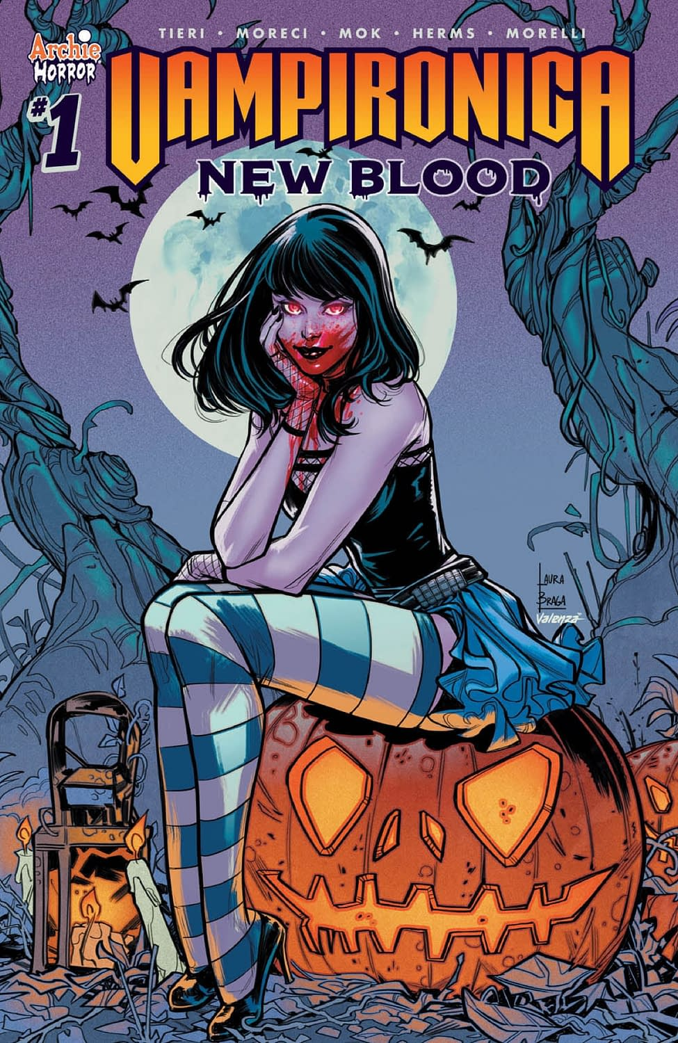 Vampironica Returns