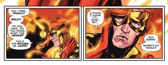'The Greatest Trick The Batman Pulled Was Making People Think He Always Has A Plan' – Flash #65 and Heroes In Crisis #6 Spoilers