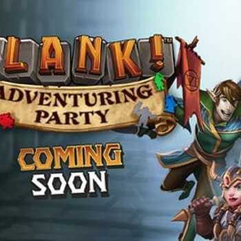 Clank Adventuring Party header