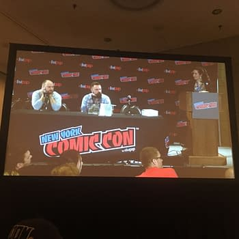 Tom King Talks Heroes in Crisis Punching Russians at NYCC Spotlight Panel