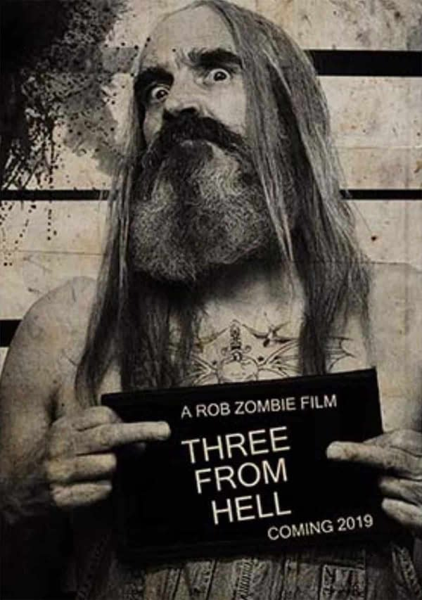 """""""Three From Hell"""" Trailer Finally Released, Opens in the Fall"""