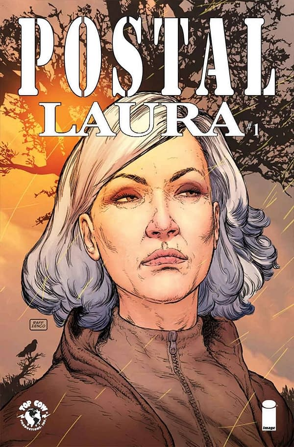 Postal: Laura by Top Cow