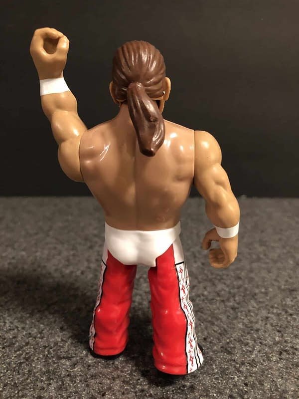 Mattel WWE Retro Figures 11