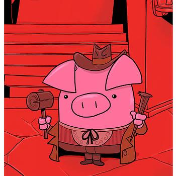 Rich Moyer Sells Ham Helsing Vampire Hunter as Graphic Novel Series