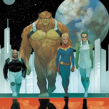 Marvel Legacy Captain Marvel #125 Review: Alpha Flight Takes Off Once More