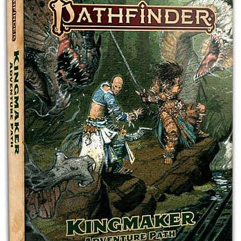 "Paizo Celebrates 10 Years of ""Kingmaker"" with New Books"