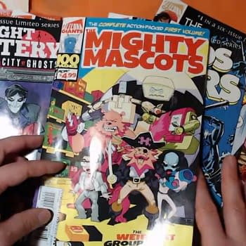 Diamond Comics to not distribute comics util August at the earliest?