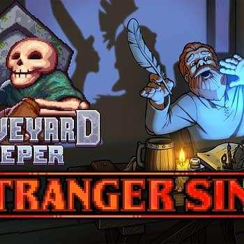 """""""Graveyard Keeper"""" Just Got New DLC Called """"Stranger Sins"""""""