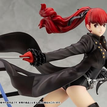 Persona 5 Comes To Life With New Statues from Kotobukiya