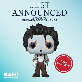 Funko Funkoween Continues with BAM! Exclusive Edward Scissorhands