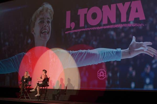 Tonya Harding Says 99% of 'I, Tonya' is the Truth