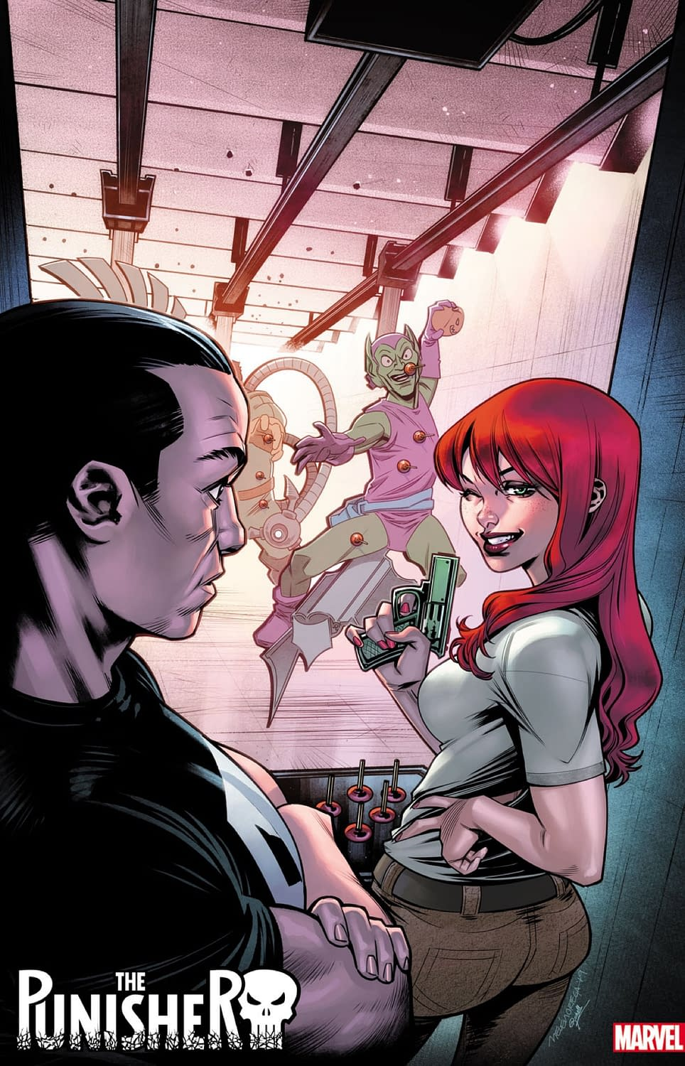 Marvel Demonstrates Commitment to Mary Jane Series with 24 Variants