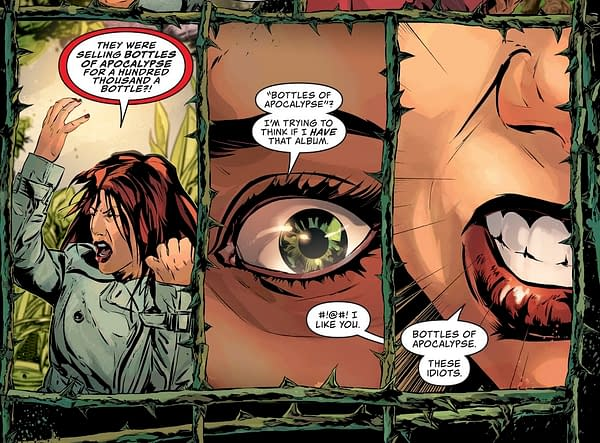 Is Brian Bendis Bringing Mutant Growth Hormone to the DC Universe? Action Comics 1012 Spoilers