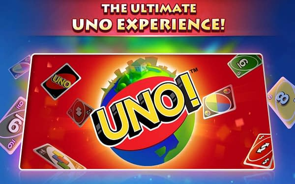 Mattel and NetEase have Launched UNO! on Mobile