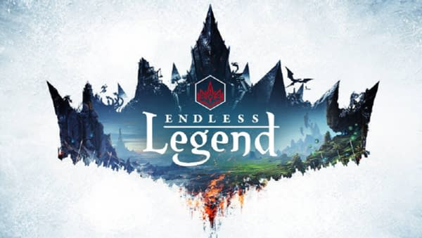 Endless Legend Logo Art