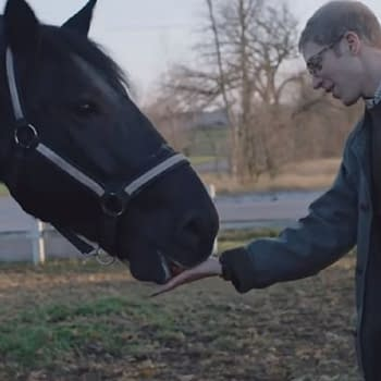 Joe Pera and friend (Image: Adult Swim)
