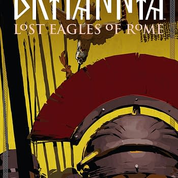 Britannia: Lost Eagles of Rome #1 cover by Cary Nord