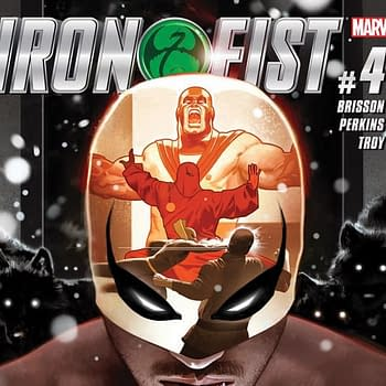 Iron Fist #4 Review: A Grand Homage To Kung Fu Flicks