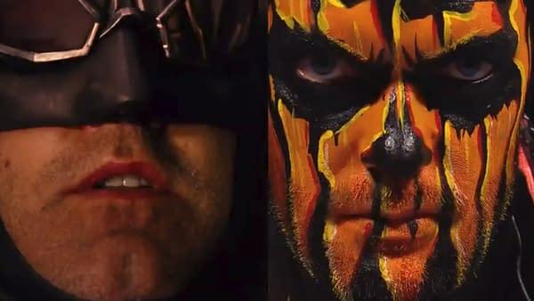 Finn Balor Is Batman WWE Justice League Promo