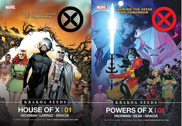 Marvel's House Of X Seed Packets Won't Be In Stores For House Of X...