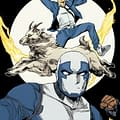 Maras Ming Doyle To Draw Quantum And Woody For Valiant Comics