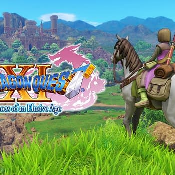Dragon Quest XI english art