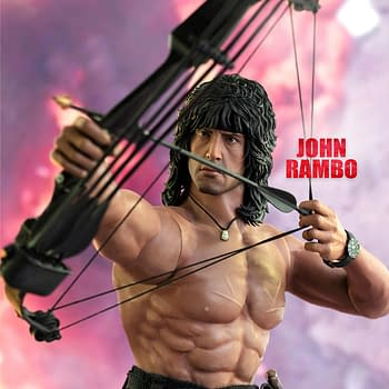 Rambo III Makes Its Mark with New 1/6 Scale Figure from Threezero
