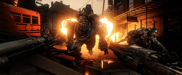 Wolfenstein 2: The New Colossus's First Post-Launch DLC is Out Now