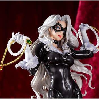 Black Cat Steals Our Hearts With New Marvel Kotobukiya Statue