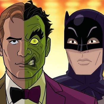 Adam West Completed Work On Batman Vs Two-Face